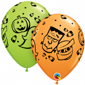 Halloween Latex Balloons | Halloween Fun | Free Delivery